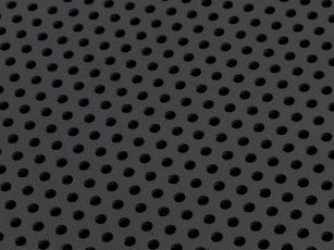 Schallschutzmatte mit Kunstleder-Oberfläche