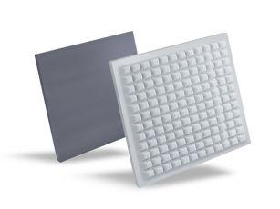 Schallabsorber für Abhangdecken/Rasterdecken