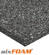 aixFOAM Schwerschaum Absorptionsplatten
