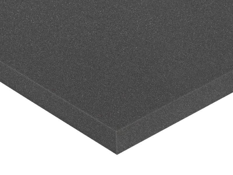 Akustik-Schalldämmmatte mit glatter Oberfläche