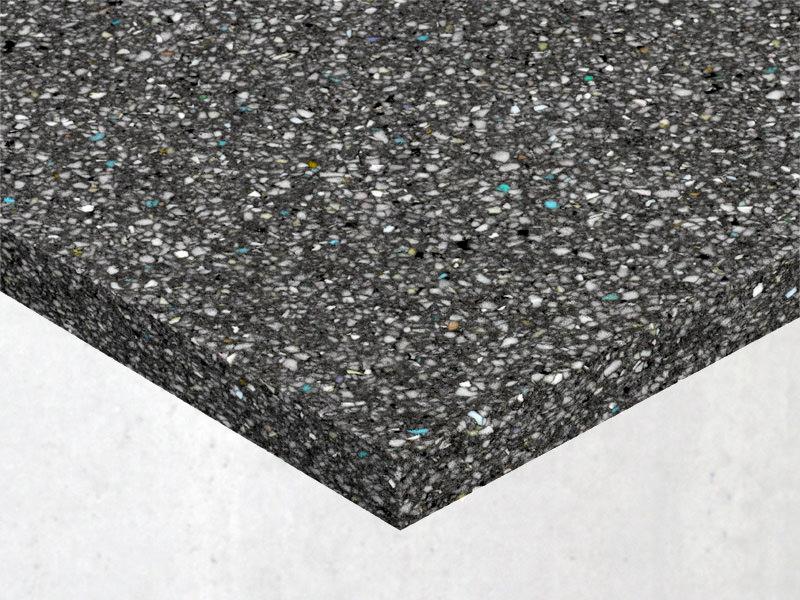 Absorptionsplatten aus Schwerschaum