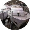 Soundproofing for boats, ships and yachts