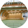 Sound insulation in sports halls, gyms and swimming pools