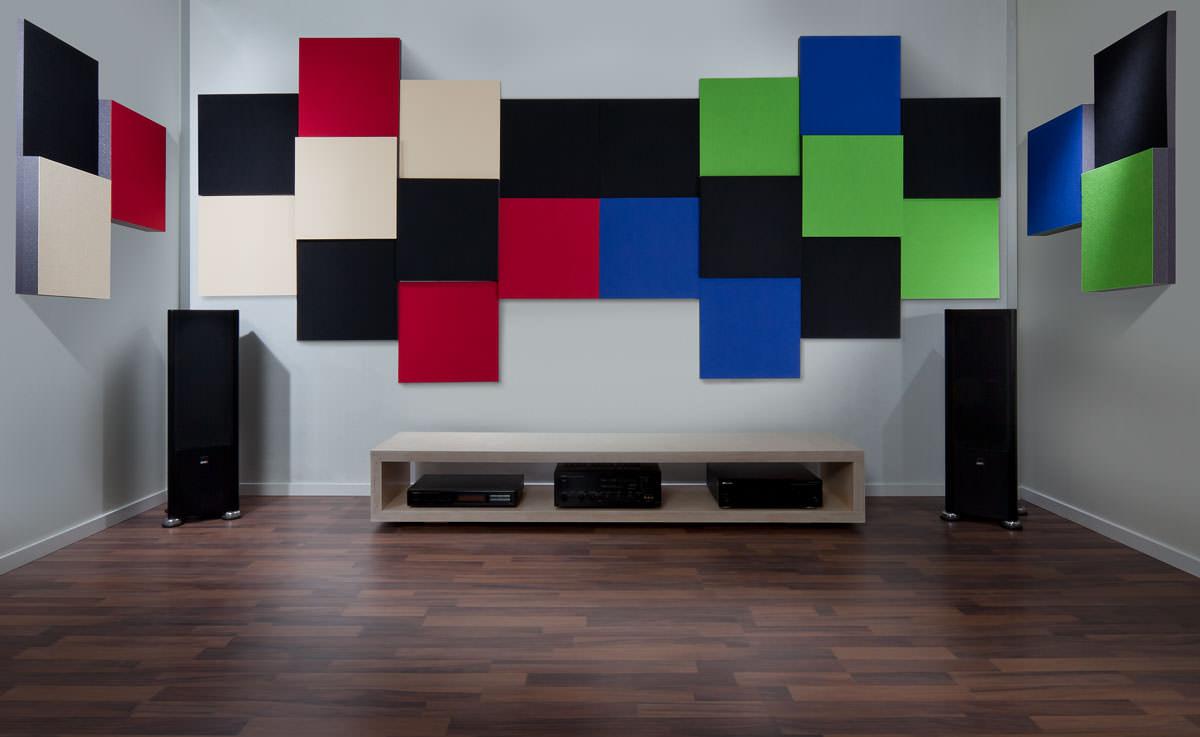 akustik absorber f r heimkino und hifi studio hier bestellen. Black Bedroom Furniture Sets. Home Design Ideas