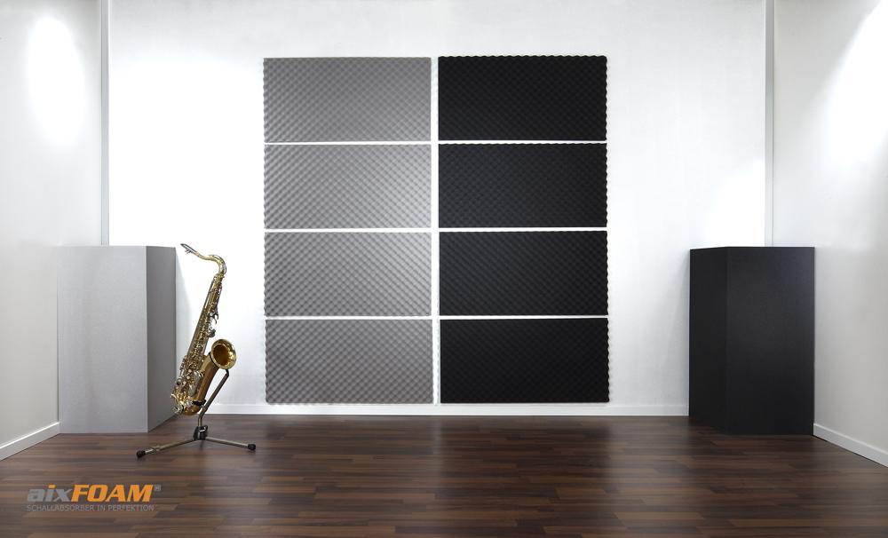 schallschutz f r tonstudio und proberaum hier kaufen. Black Bedroom Furniture Sets. Home Design Ideas