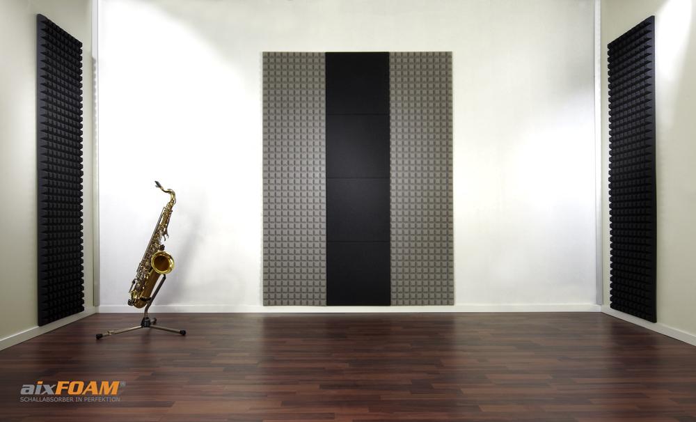 tonstudio akustik verbessern. Black Bedroom Furniture Sets. Home Design Ideas