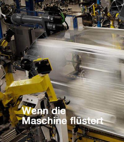 Technologie gegen Lärm - Schallschutz für Maschinen und Anlagen