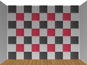SH004 - Verlegung im Schachbrett mit zwei verschiedenen Farben